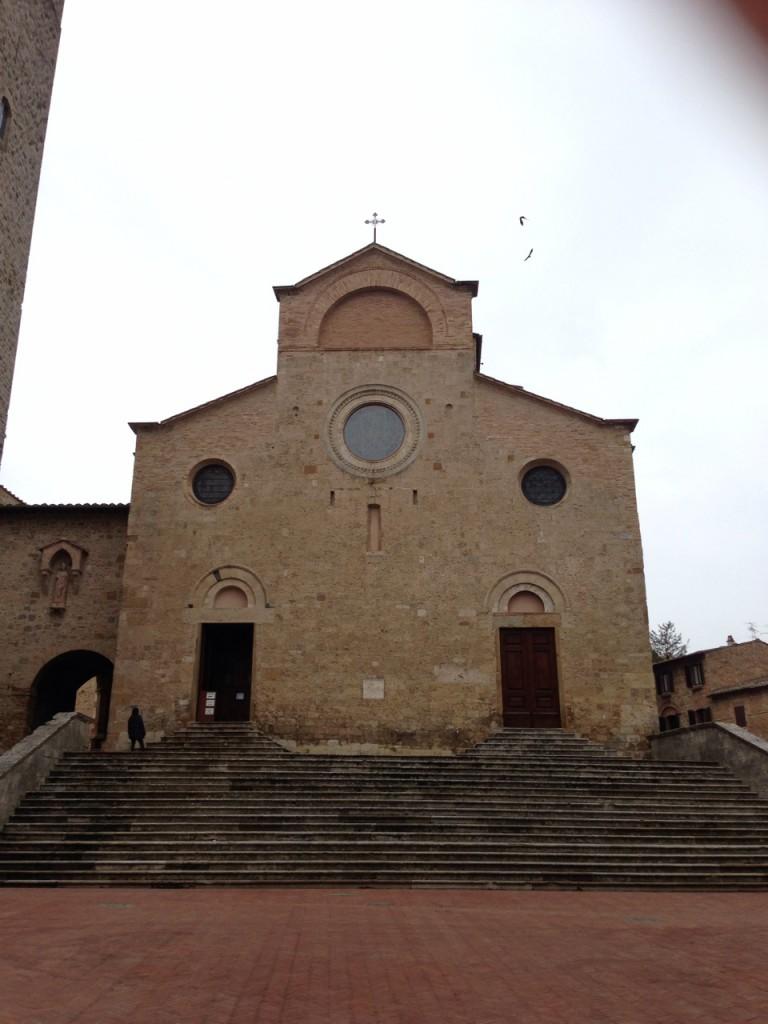 サンジミニャーノの参事会教会