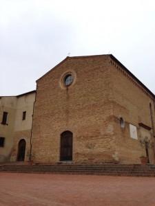 サンタゴスティーノ教会