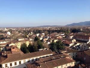 グイニージの塔からの風景