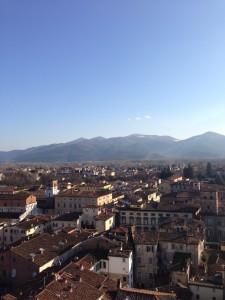 グイニージの塔からの風景(2)