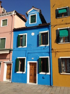 ブラーノ島の街並み(3)