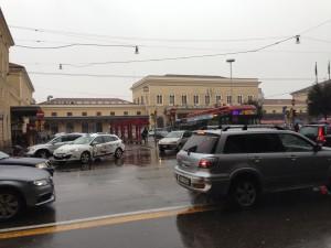 ボローニャ中央駅(2)